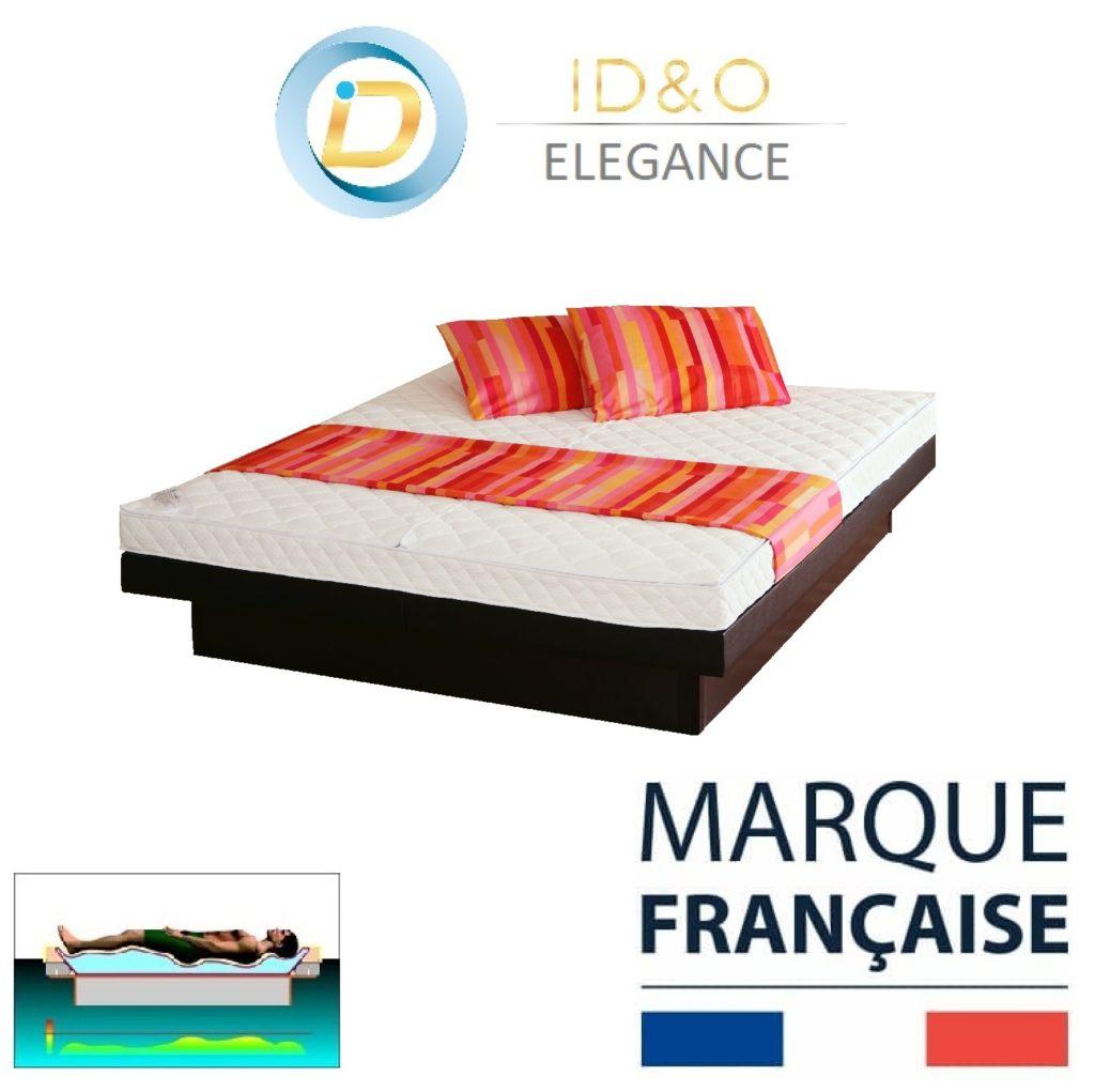 ID&O elegance lit e commerce sans tete de lit